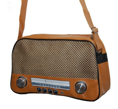 notebooktasche im retro style 39 6cm 15 kult 70er retro radio bag ebay. Black Bedroom Furniture Sets. Home Design Ideas