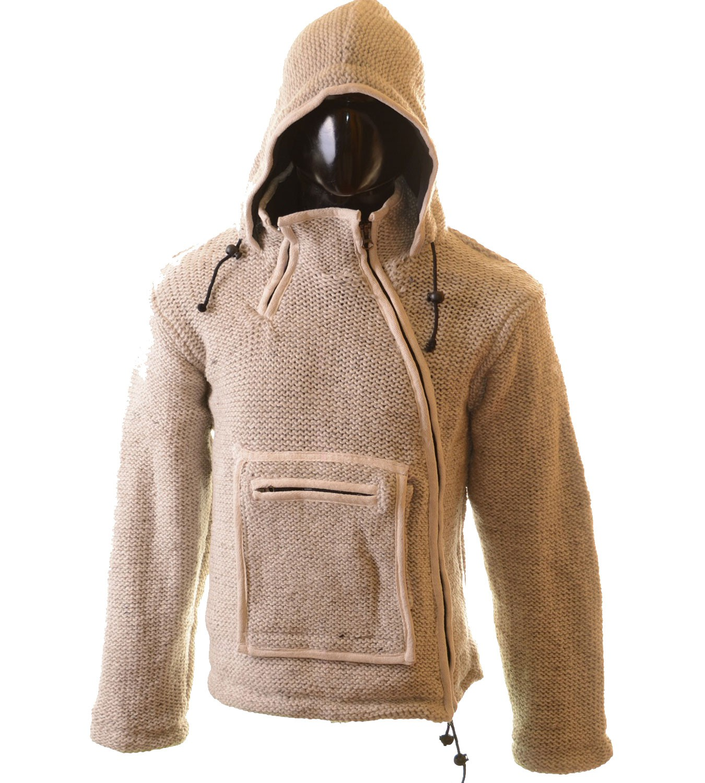 Pancho hoodie