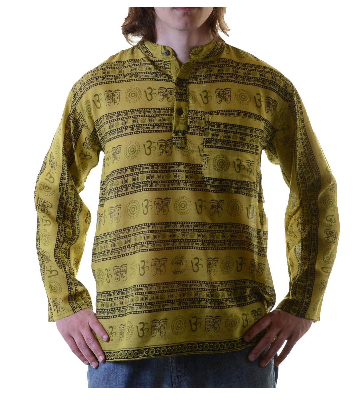OM Fischerhemd Überzieher Hemd Kurtha